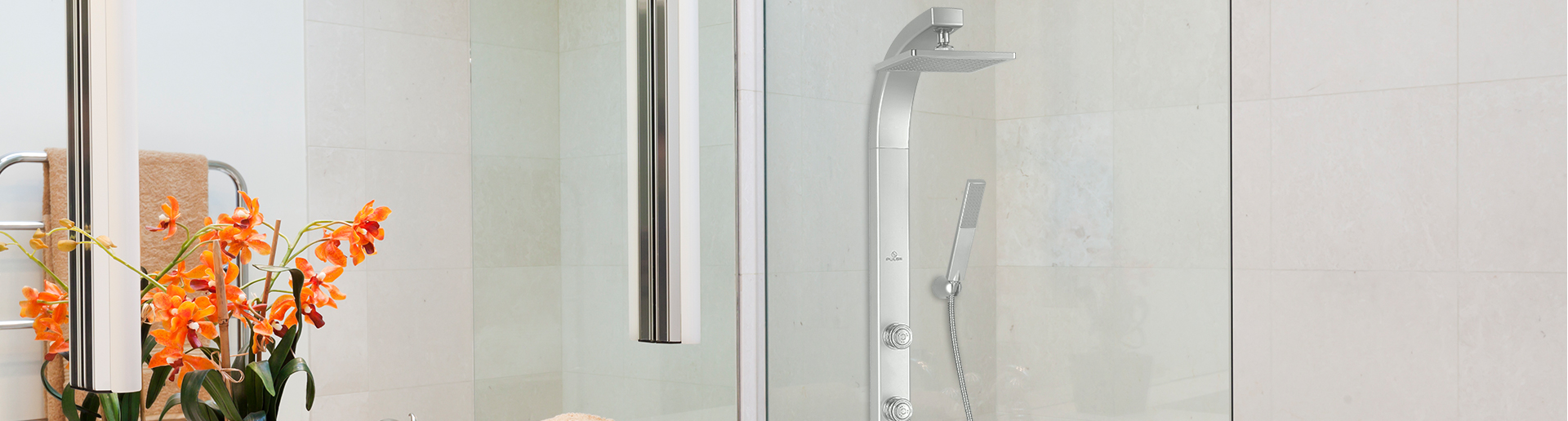 Pulse ShowerSpas – Your source for pre-plumbed shower systems