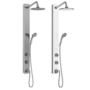Pulse ShowerSpas U2013 Your Source For Pre Plumbed Shower Systems